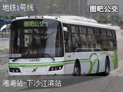 杭州地铁1号线上行公交线路