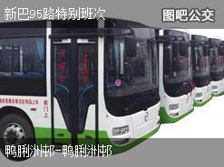 香港新巴95路特别班次公交线路