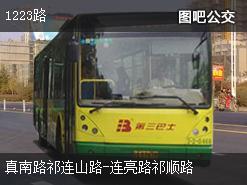 上海1223路上行公交线路