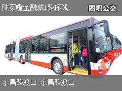 上海陆家嘴金融城1路环线公交线路