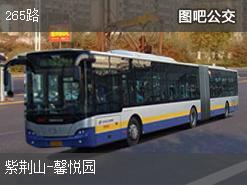 郑州265路上行公交线路